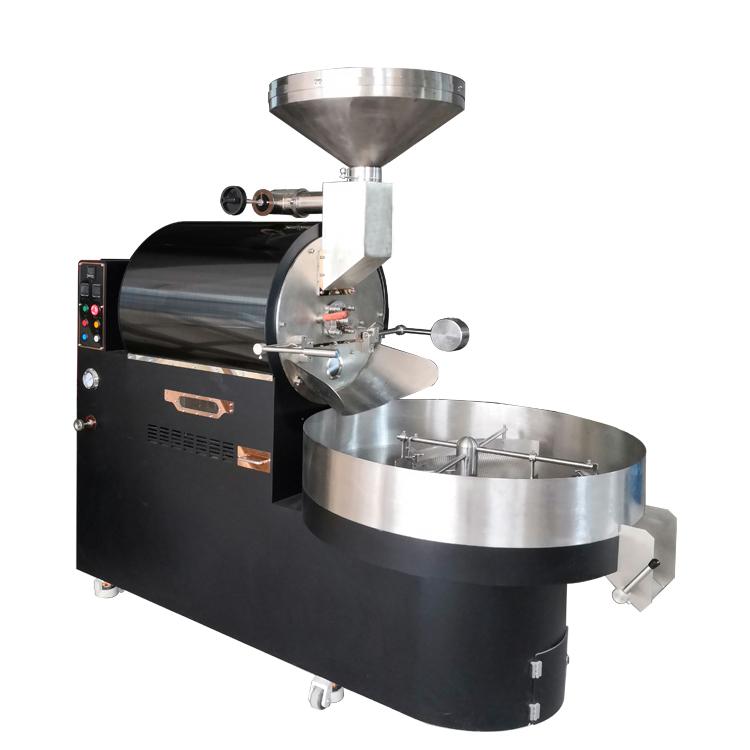 커피 굽기 기계를위한 10Kg 기업 커피 로스터 기계