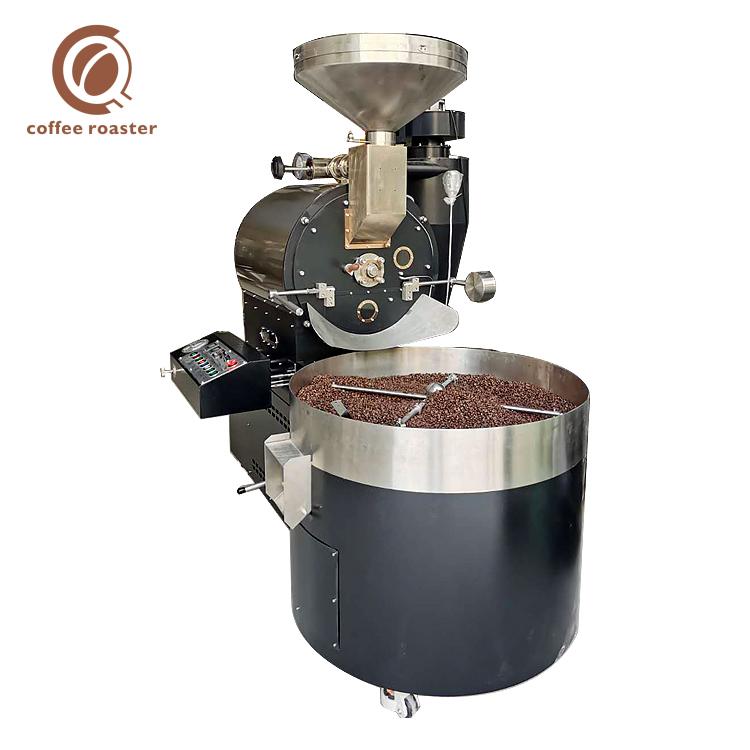 15Kg 가스 커피 로스터 커피 로스터 상업용