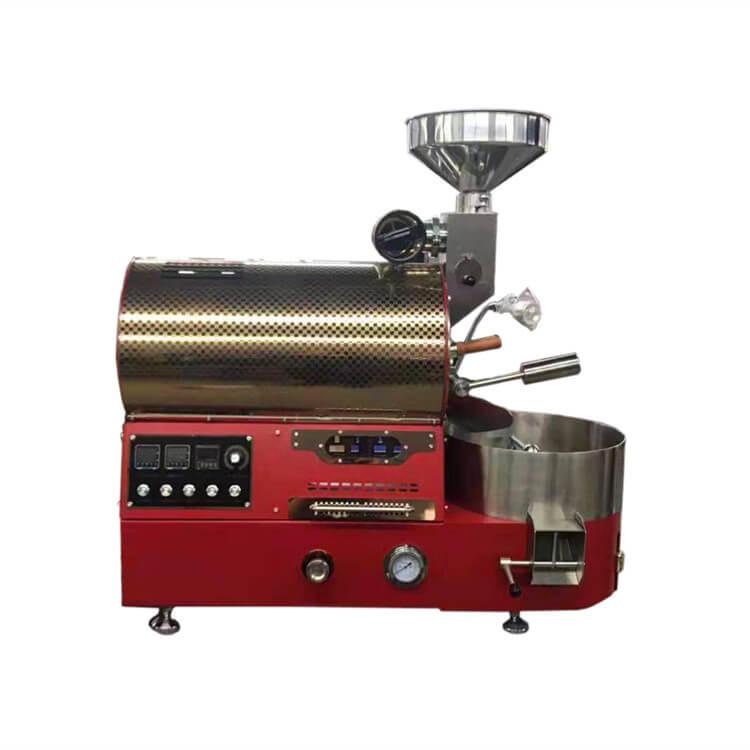 다방을위한 1Kg 커피 로스터 커피 콩 굽기 기계