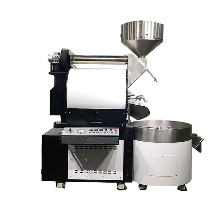 기업 큰 커피 굽기 기계를위한 30Kg 커피 로스터 기계