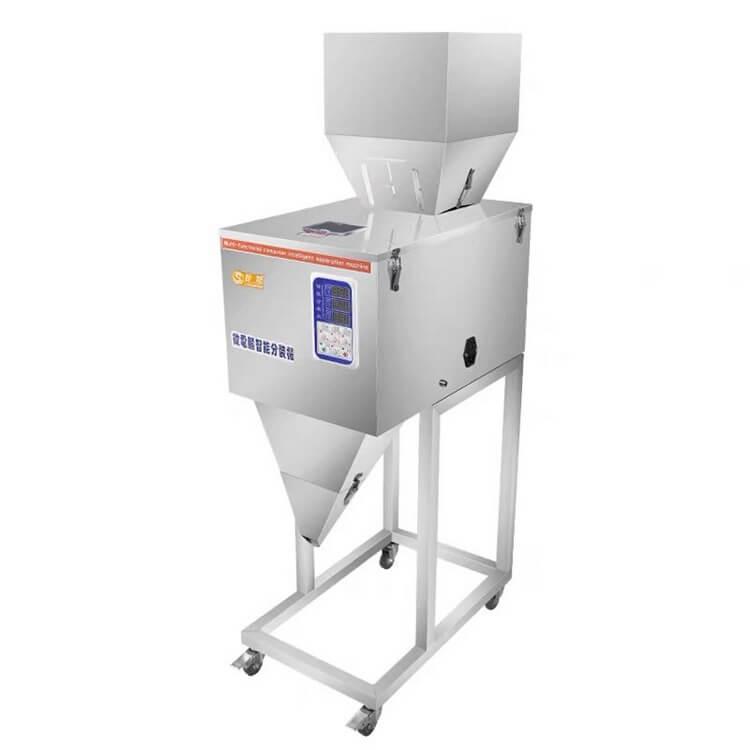 5Kg 충전 기계 인스턴트 커피 충전 기계 분말