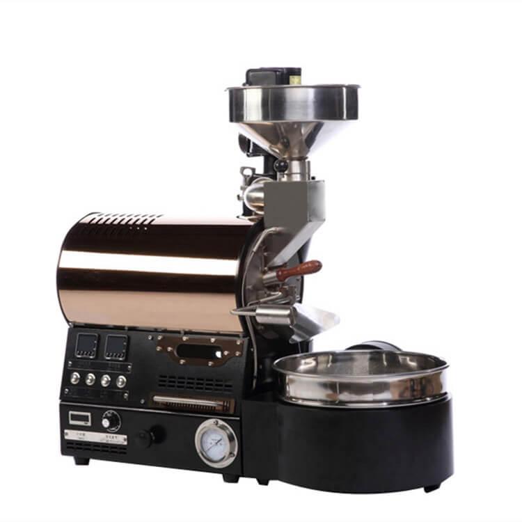 600G 가스 커피 로스터 커피 콩 로스팅 기계