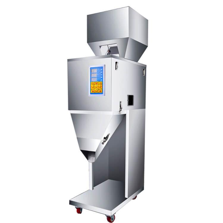 999G 1Kg 충전물 기계 커피 분말 충전물 기계 커피 콩
