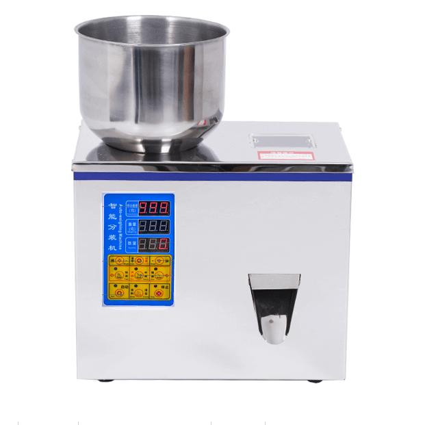 99G 100G 충전 기계 커피 충전 기계 소형