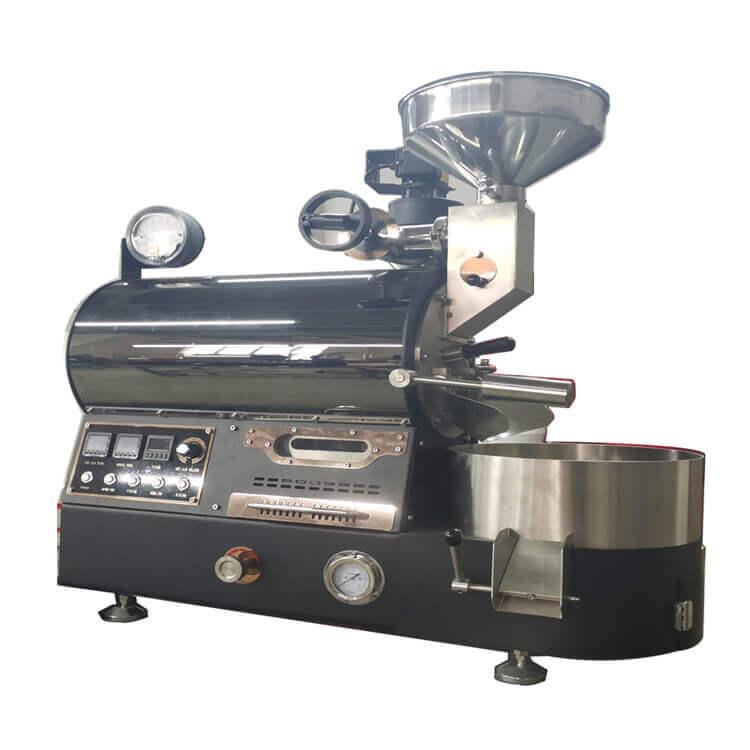 커피 콩 로스터 기계 2Kg 상업용 커피 로스터