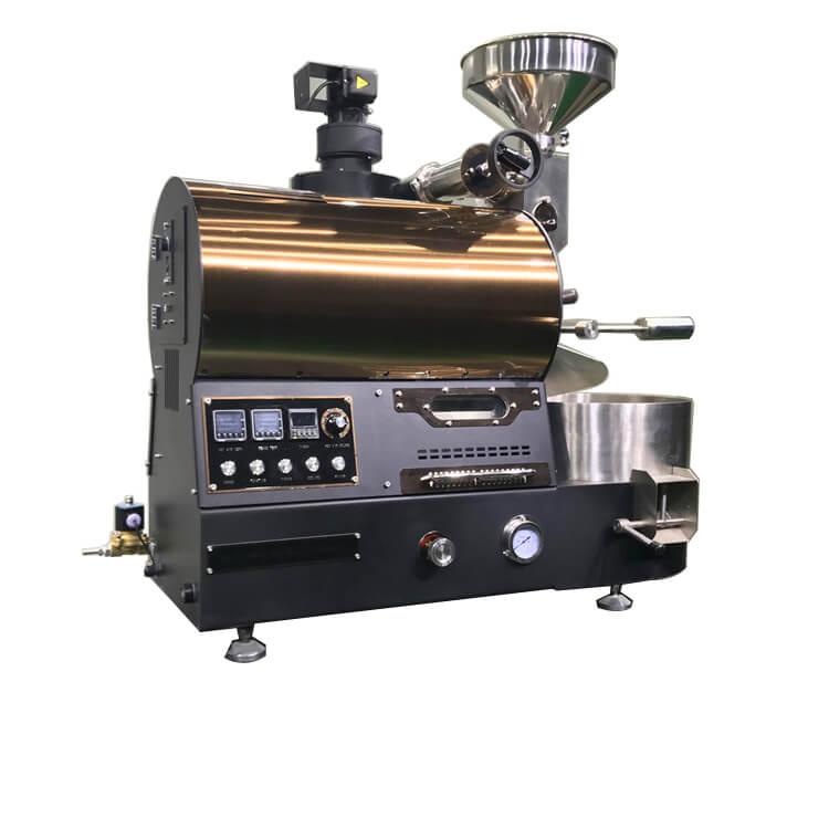 가스 커피 로스터 1Kg 상업용 커피 로스터